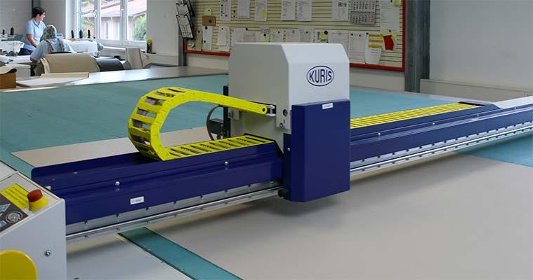 CNC Laser Schneidemaschine