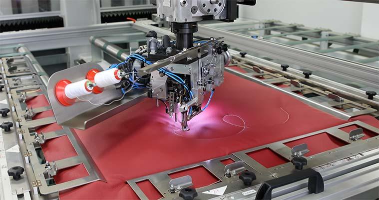 CNC Nähmaschine