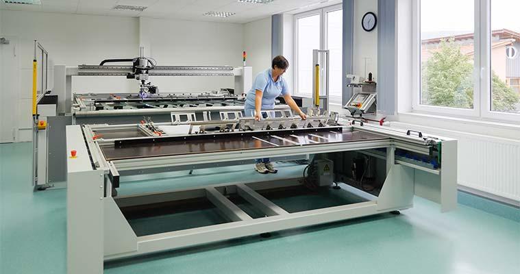 CNC Nähanlage